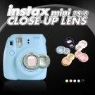 Fuji Film Instax Camera Macro Close‐up Lens Pink Mini7/ Mini7S/ Mini8 From Japan