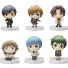 La Corda D'Oro 2 Mini figure Set of 10 Kinds KOEI Japan