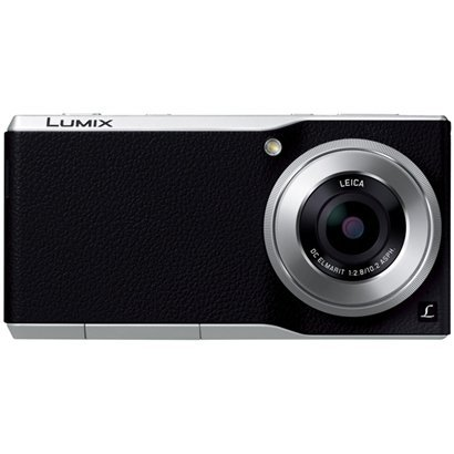 Panasonic LUMIX DMC-CM1-S Digital Camera Android4.4 Black LTE CommunicationJapan