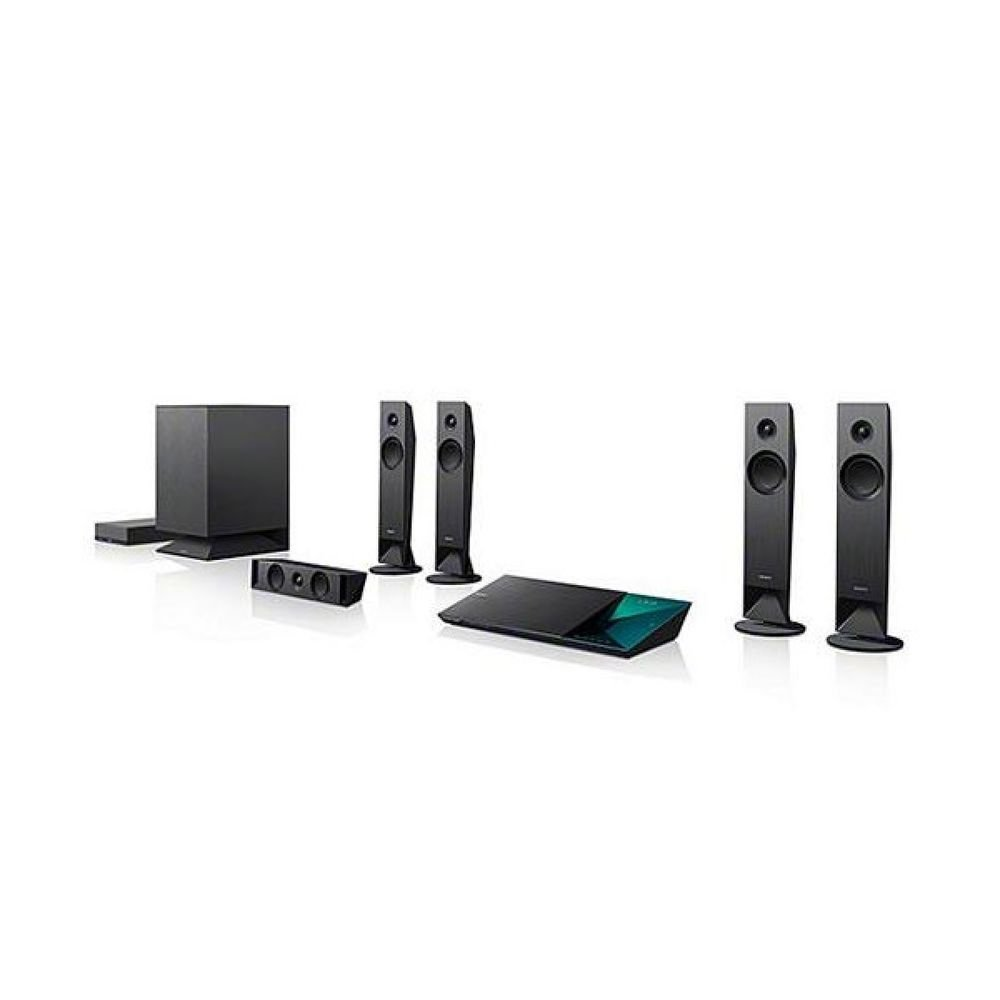 SONY Home Theater System BDV-N1B Black NEW Wireless Music Play Smartphone Japan