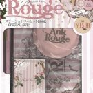 Ank Rouge stationery set pen case ballpoint pen memo Mirror Mirror with case