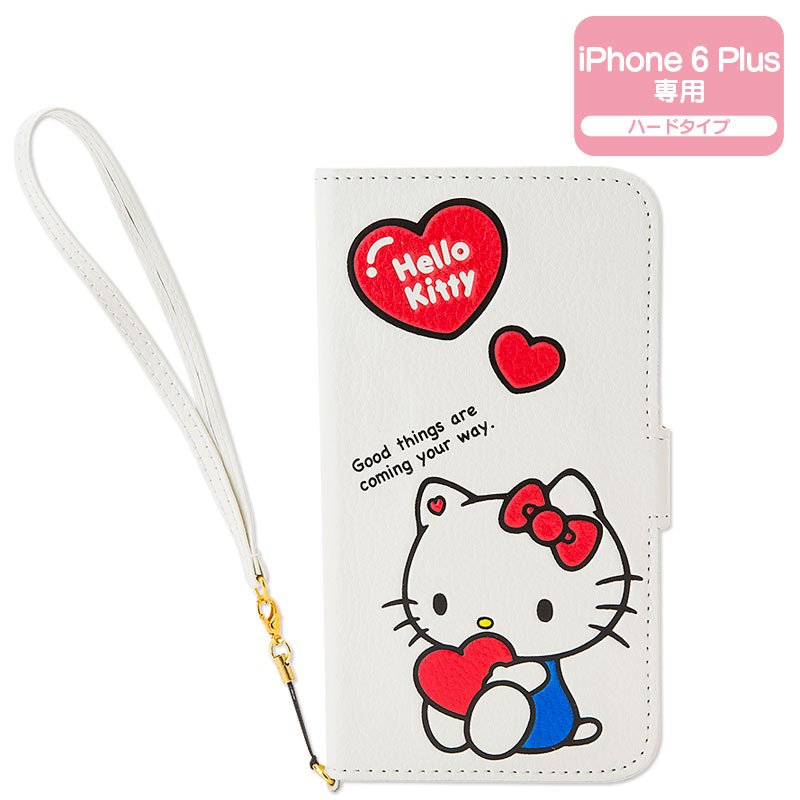 Sanrio Japan Hello Kitty iPhone 6 Plus Case Free shipping