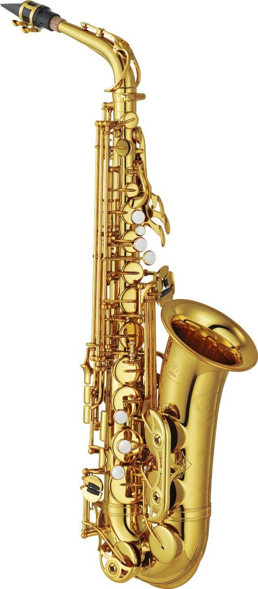 YAMAHA YAS-62 (YAS-62III) 62 Neck Eb New Type Alto Saxophone Made in Japan NEW