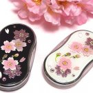 Handmade Cherry Blossom LED Slide Loupe,Lens,Magnifying glass from Japan NEW