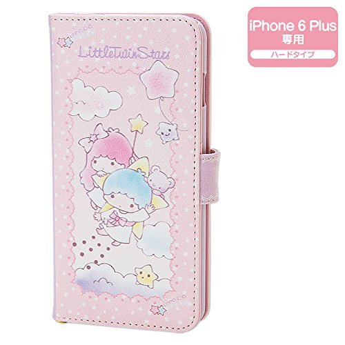 Sanrio Japan Little Twin Stars iPhone 6 Plus Case Free shipping
