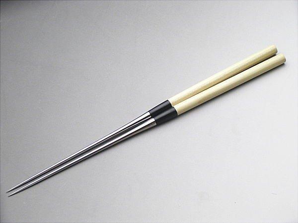 Japanese Moribashi Chopsticks 18cm for Sushi Chef tools Made in JAPAN! OhashiNEW