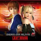 Free shipping New PS3 DEAD OR ALIVE 5 Last Round Limited Collector's Edition