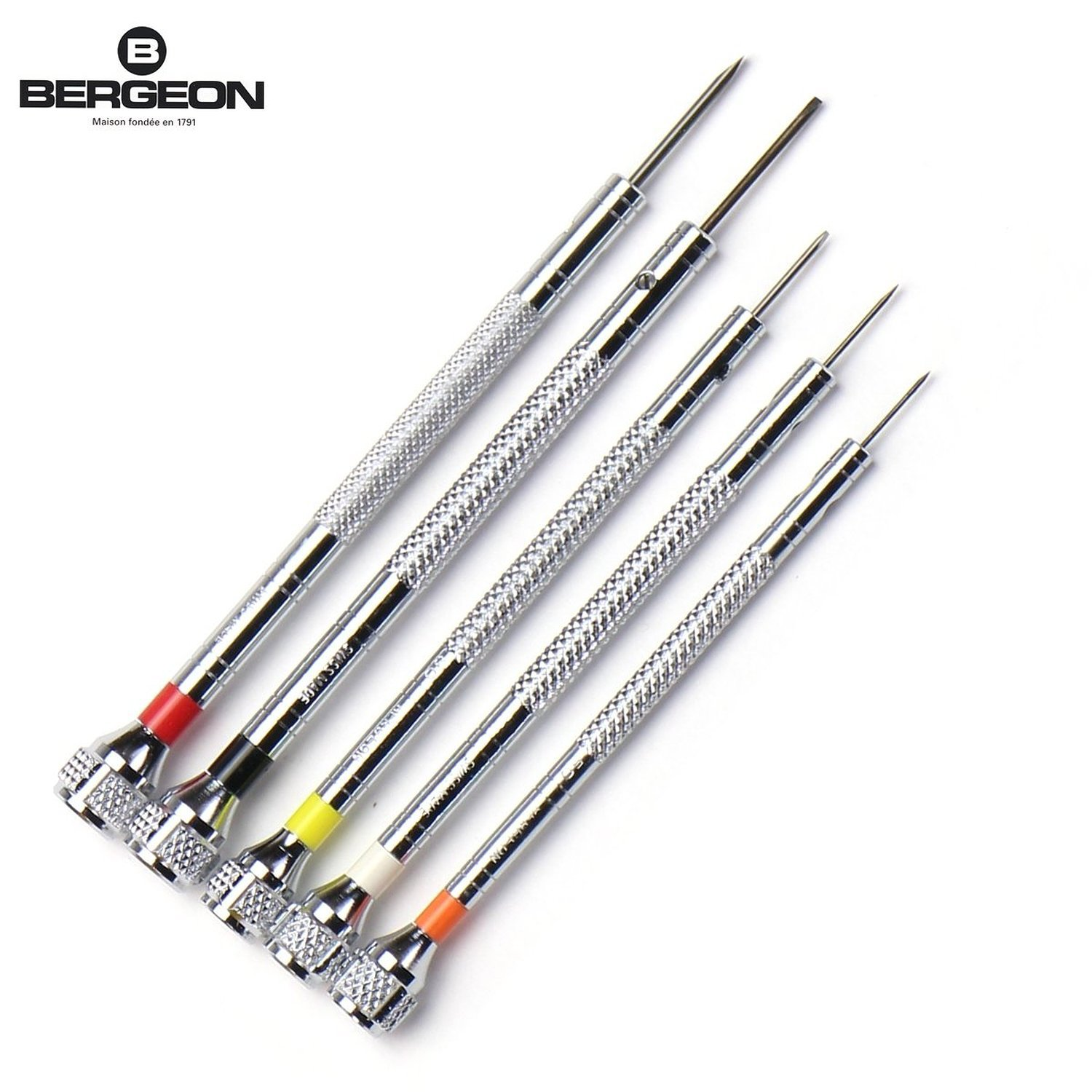 New Bergeon 2868 Screwdrivers Set Japan