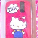 Hello Kitty Blackberry Cover, Case Mobile phone Red Sanrio Japan F/S Brand NEW