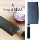 """Michel BRAS Chef Kitchen Knife """"No.10"""" BK-0018 200mm from Japan NEW F/S by EMS"""