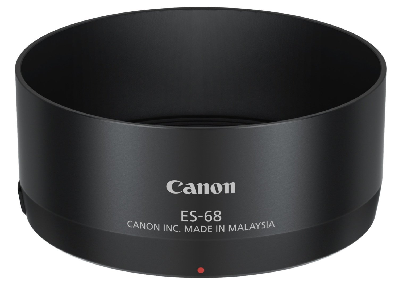 NEW Canon lens hood ES-68 for EF50mm F1.8 STM free