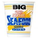 Japanese noodles ramen Nissin Big seafood Cup Noodle 12pcs freeship