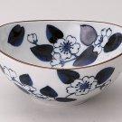 Mino Ware SAKURA,Cherry Blossom Small Bowl Pottery from Kyoto JAPAN NEW F/S