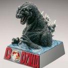 Toho Godzilla Birth 60th Anniversary Figure x Silver Coin Proof Special Set NEW