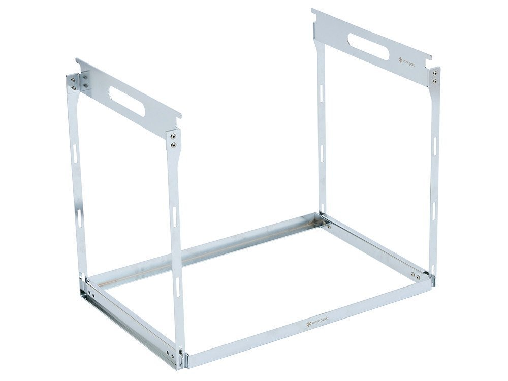 Brand New Snow Peak IGT hanging Rack Frame one Stage Set CK-21