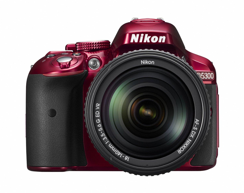 New Nikon digital lens Kit D5300 SLR LK18-140VRRD F/S From Japan