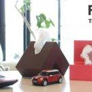 hconcept Folio L-Shaped Tissue Box,Case Folded designer Kleenex dispenser 4Color
