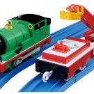 New Takara Tomy Tomica Thomas Percy & Rock Plarail Train Figure Toy TS-17 Japan