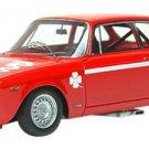 VISION 1/43 Alfa Romeo Giulia GTA 1300 Junior 1968 Red Toy Hobby Car Japan