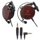 Free Registered genuine audio-technica Portable Headphones ATH-EW9 from Japan