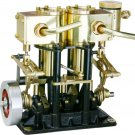 Saito T2GR steam engine for the Model ship best power from Japan NEW F/S