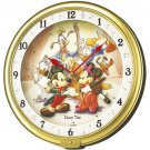 New SEIKO CLOCK Disney time wall clock Mickey FW521G F/S From Japan