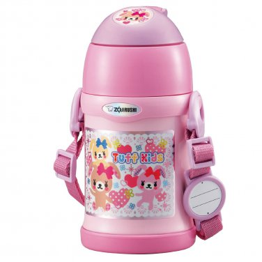 Zojirushi Stainless Steel Bottle 0.45L SC-ZS45-PA Pink