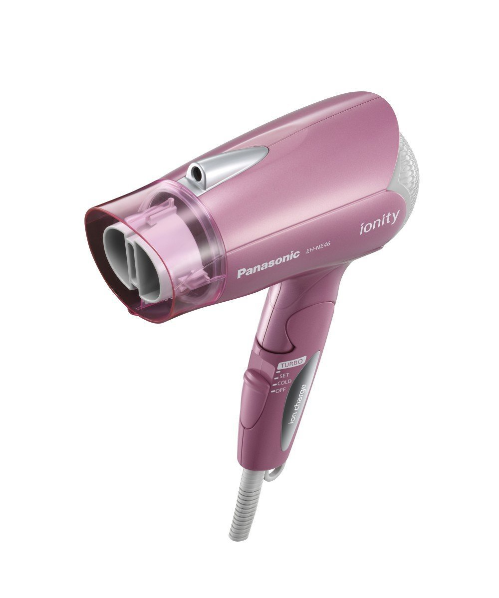 OFFICIAL Panasonic Ionity hair dryer EH-NE46-P Pink from JAPAN NEW Free shipping