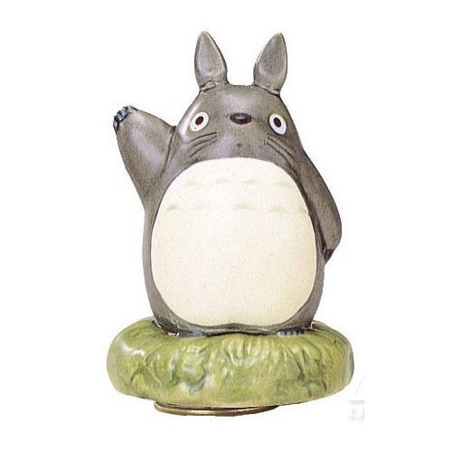 "Sekiguchi Studio Ghibli My neighbor Totoro Music box""See you soon""Japan"