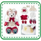 Shellie May Christmas Costume Set Beige 2014 Exclusive to Tokyo Disney Sea Duffy