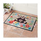 DISNEY Mickey Washable Entrance Porch Doorstep Mat Rug Carpet from Japan