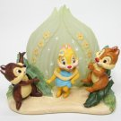 Disney room lamp Chip & Dale C & D chip and Dale Claris Very Rare