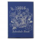 Tokyo Disney Resort Limited 2016 Organiser Diary Schedule Book Blue from Japan
