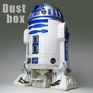 "Star Wars R2-D2 Trash can,Dust box Wastebasket 60 cm tall ( 23.6"" ) JAPAN NEW FS"