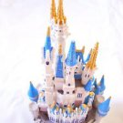 Disney Parade Sleeping Beauty Castle US Disneyland Diorama Miniature Japan NEW