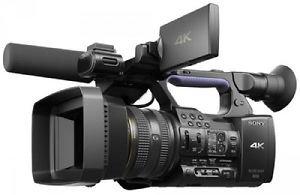 Sony 4K PXW-Z100 XAVC Camcorders Video camera Professional JAPAN MODEL NEW F/S