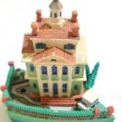 """Haunted Mansion house"" from US My Disneyland Diorama Model Miniature DeAGOSTINI"