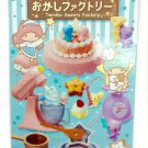 Little Twin Stars Sanrio Shop JAPAN Miniature figures CUTE