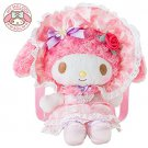 My Melody 40th Anniv. stuffed toy DX (Rose labyrinth) Sanrio Japan Free ship New