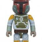 STAR WARS BOBA FETT Bearbrick Medicom Toy - Brand NEW Be@rbrick 1000%