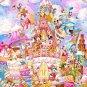 Jigsaw Puzzle 1000 Pieces Disney Pure White Art Mickey Sweet Kingdam Anime Japan