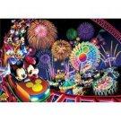 1000 piece hologram jigsaw Disney roller coaster memory