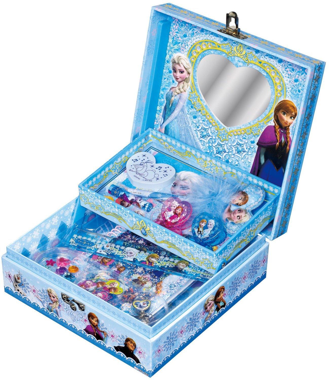 Frozen Secret of jewelry box DC Stationery Disney