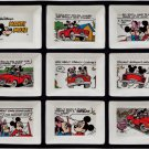 Disney comic plate Mickey Mouse