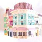 """Street House"" from US My Disneyland Diorama Model Miniature DeAGOSTININEW"