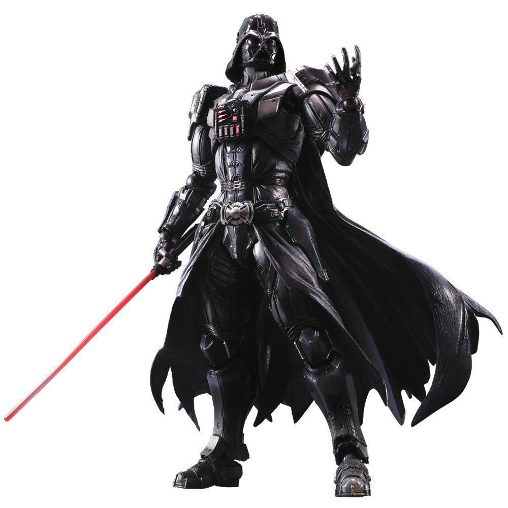Square Enix PlayArts Kai Darth Vader Variant StarWars Action Figure from JAPAN
