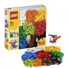 New Lego 4 Basic Bricks 650 Pcs 6177 Shipping Japan