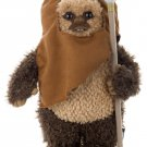 "Star Wars Ewok Wicket 1/2 Size Plush Doll 40cm 15.7"" Exclusive Endor Japan NEWFS"