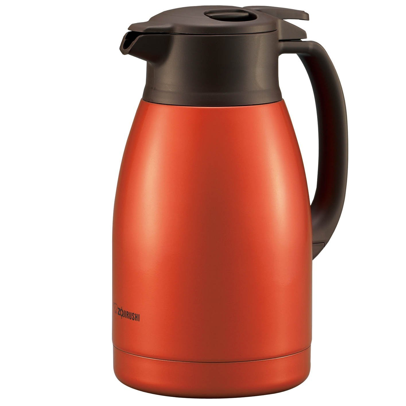 Zojirushi Stainless Steel Warm Pot SH-HA15-DB Orange from JAPAN NEW
