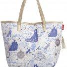 Disney ROOTOTE Cinderella tote bag leather shopping travel shoulder bag NEW FS